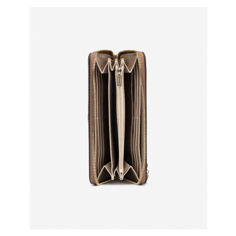 Guess Open Road Large Wallet Brown