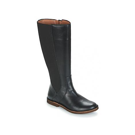 Kickers TITIEN women's High Boots in Black