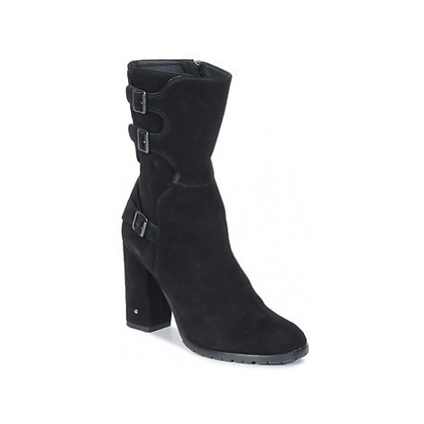 Fornarina ALEK women's Low Ankle Boots in Black