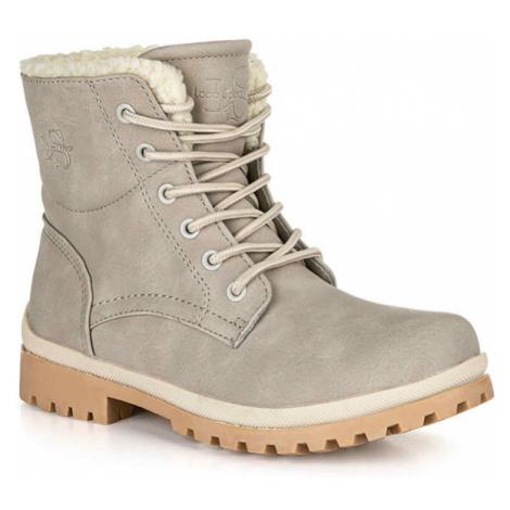 Loap GARDENIA gray - Women's winter shoes