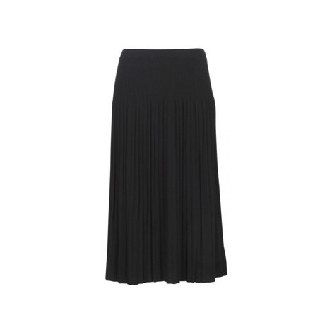 MICHAEL Michael Kors MF57D800WP-001-BLACK women's Skirt in Black