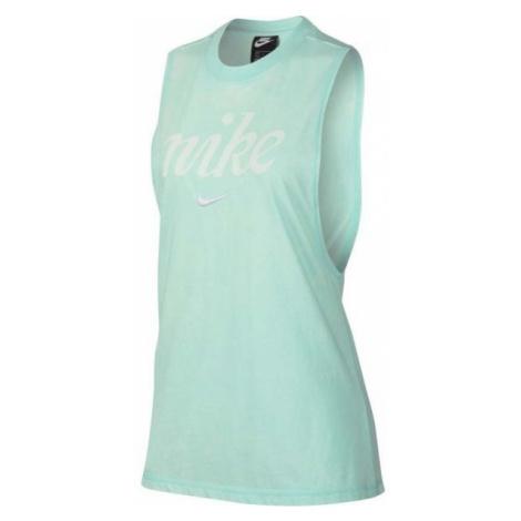Nike NSW TANK WSH green - Women's tank top