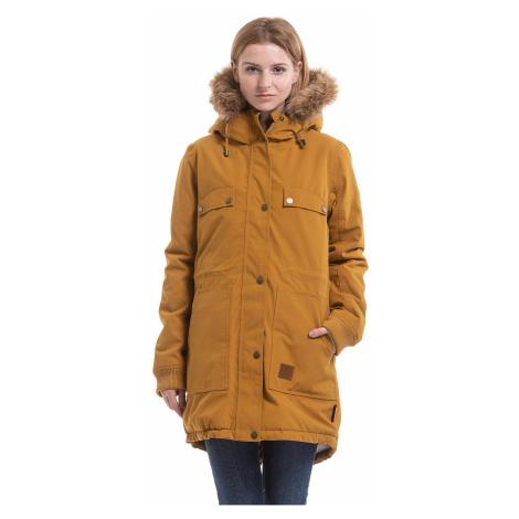 jacket Meatfly Ruby 2 - B/Caramel - women´s