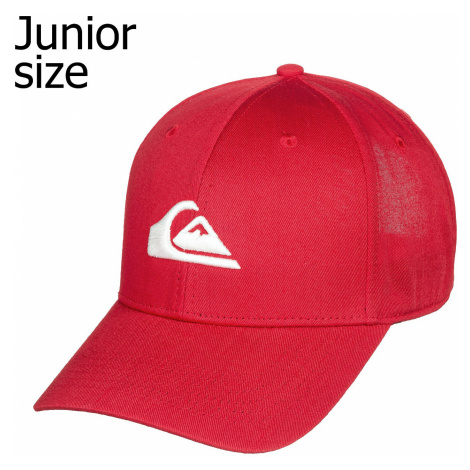 cap Quiksilver Decades Snapback Youth - MNL0/Redwood - boy´s