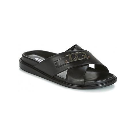 John Galliano 4746 men's Sandals in Black