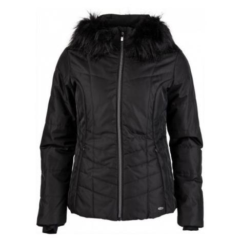 Willard WENNA black - Women's quilted ski jacket