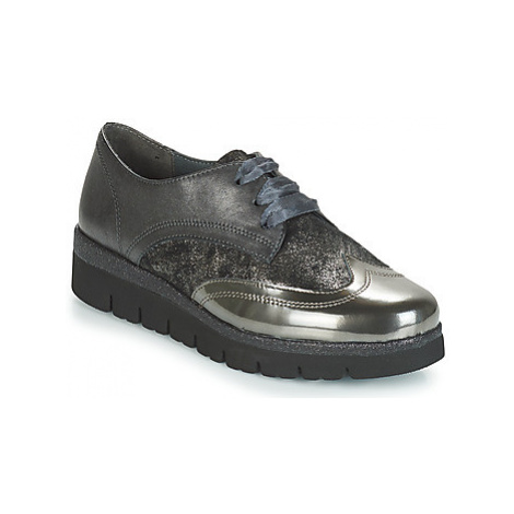 Gabor TESSAGE women's Casual Shoes in Grey