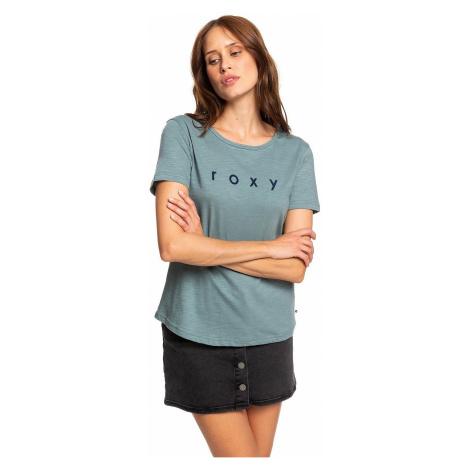 T-Shirt Roxy Red Sunset - BLN0/Trooper - women´s