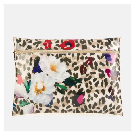 Ted Baker Women's Augesta Wilderness Zip Pouch - Ivory