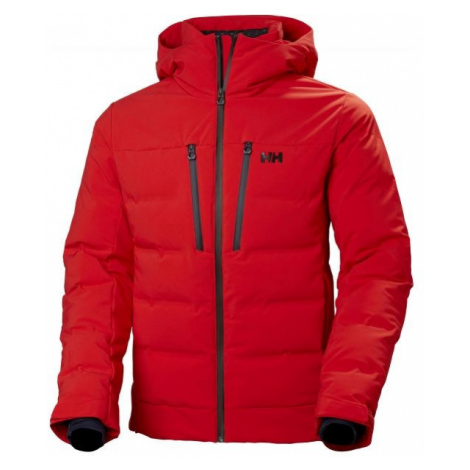 Helly Hansen RIVARIDGE PUFFY red - Men's down jacket