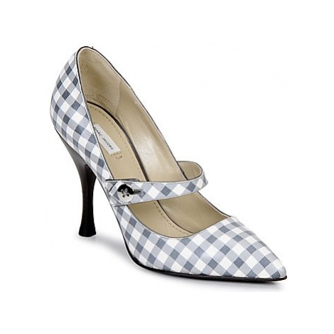 Marc Jacobs MJ18354 women's Court Shoes in Grey