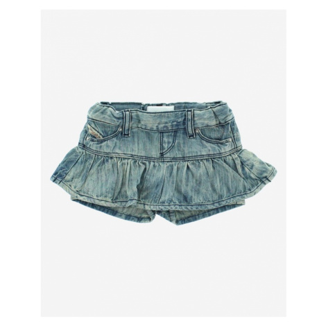Diesel Girl Skirt Blue