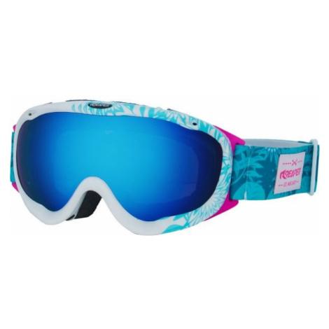 Reaper NIKA blue - Women's snowboard goggles