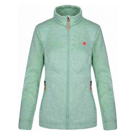 Loap GAELA light green - Women's sweatshirt