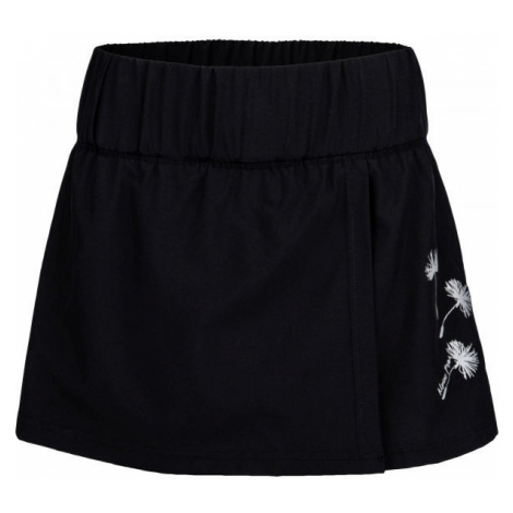 ALPINE PRO GANESA black - Women's skirt