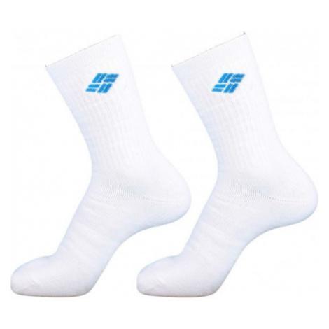 Columbia EXPLORER CREW 2P white - Sports socks