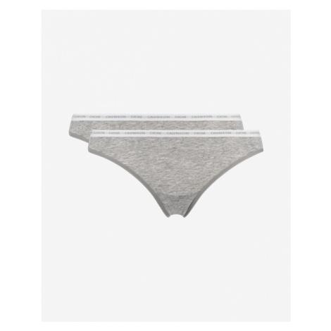 Calvin Klein Briefs 2 Piece Grey