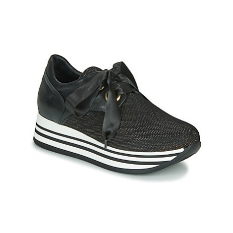 Tosca Blu OREGON women's Shoes (Trainers) in Black