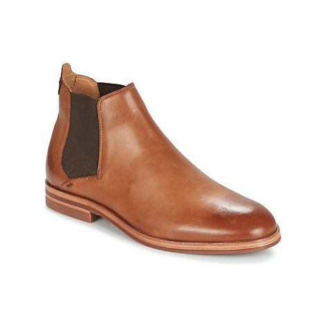 Hudson TONTI men's Mid Boots in Brown Hudson London