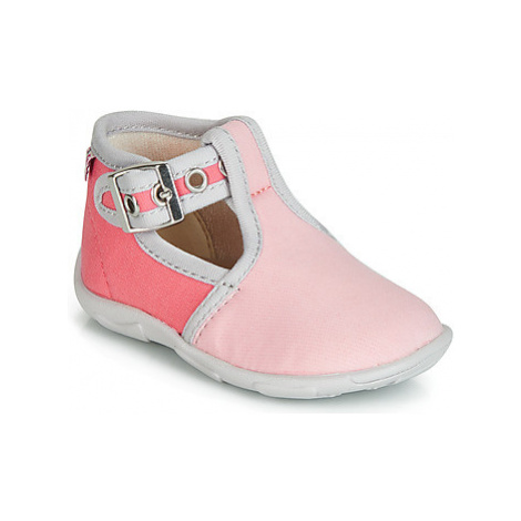 GBB GARALA girls's Children's Slippers in Pink