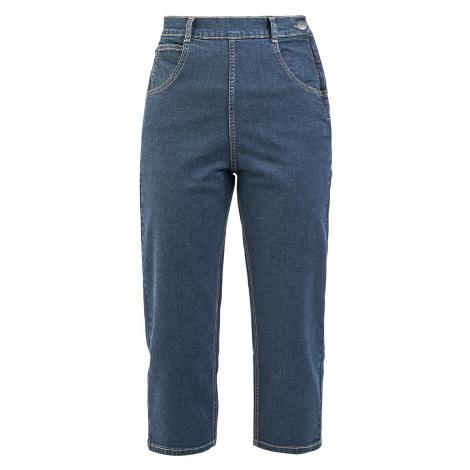 Queen Kerosin - Capri Jeans - Girls jeans - blue