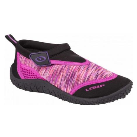 Loap SMART pink - Kids' water shoes