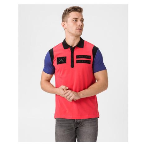 Diesel T-Kazuro Polo t-shirt Red