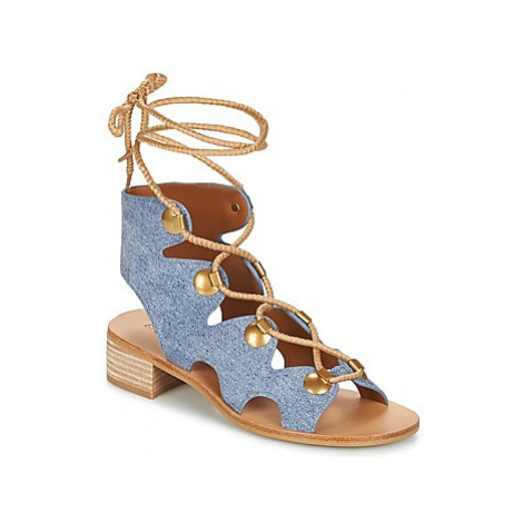 See by Chloé SB28231 women's Sandals in Blue