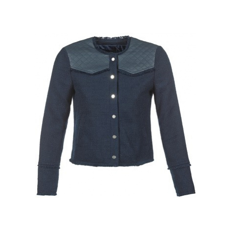 Vero Moda YOUNG STAR women's Jacket in Blue