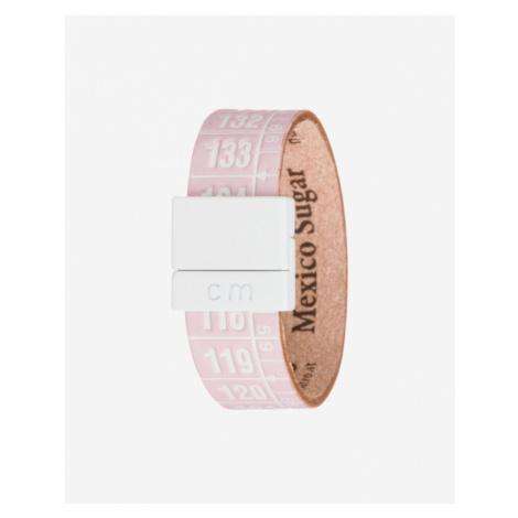 Il Centimetro Mexico Sugar Bracelet Pink White