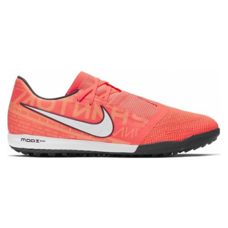 Nike ZOOM PHANTOM VENOM PRO TF orange - Men's turf football boots