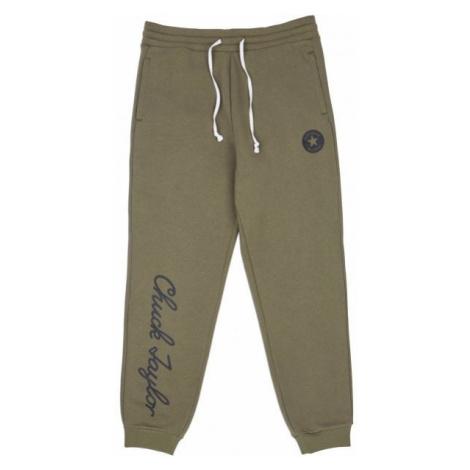Converse CHUCK TAYLOR GRAPHIC JOGGER brown - Men's sweatpants