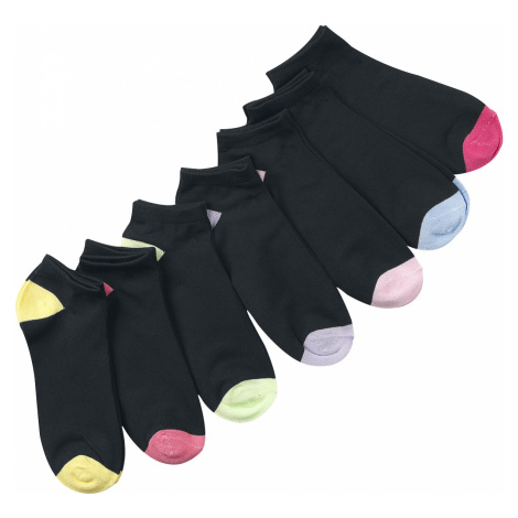 No Show Socks - Basic Socks - Socks - multicolour