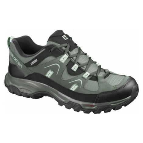 Salomon FORTALEZA GTX grey - Men's outdoor shoes