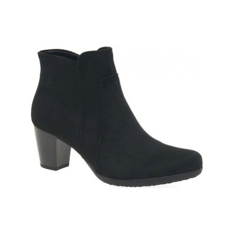 Gabor Amusing Womens Ankle Boots women's Mid Boots in Black