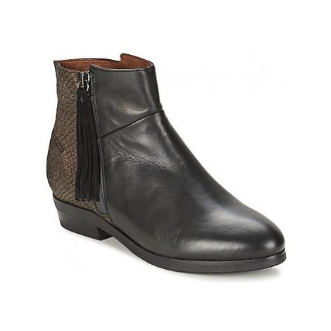 Coqueterra PATRICE women's Mid Boots in Black