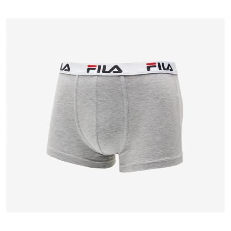 FILA Boxers 2Pack Grey