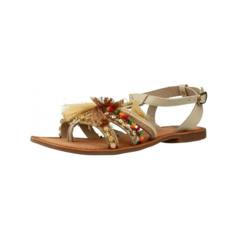Gioseppo 40490G women's Sandals in Beige