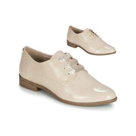 Tamaris CARAWAY women's Casual Shoes in Beige