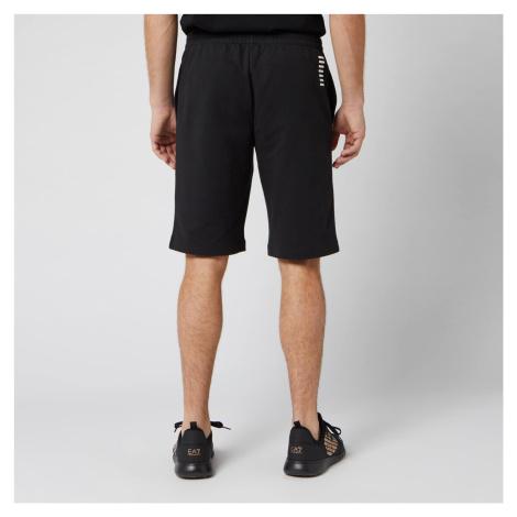 Emporio Armani EA7 Men's Sweat Short - Black