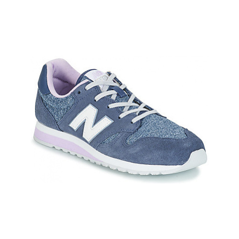 New Balance WL520 women's Shoes (Trainers) in Blue