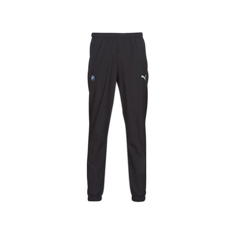 Puma BMW MMS WOVEN PANTS men's Sportswear in Black