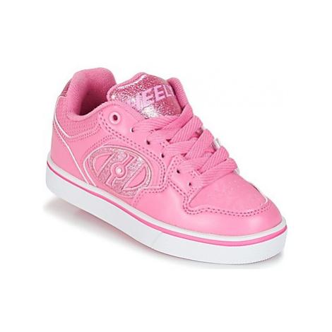 Heelys MOTION girls's Children's Roller shoes in Pink