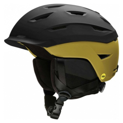 Smith LEVEL MIPS yellow - Ski helmet