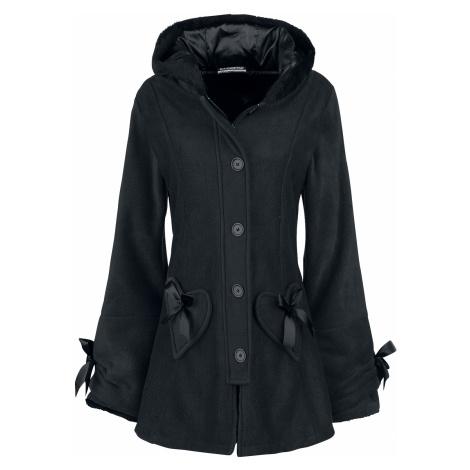 Poizen Industries - Alison Coat - Girls coat - black