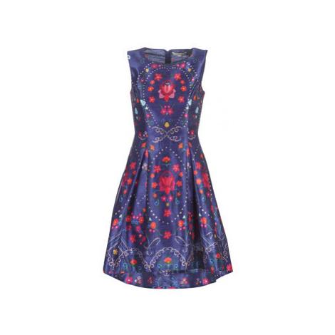Derhy BEAUBOURG women's Dress in Blue