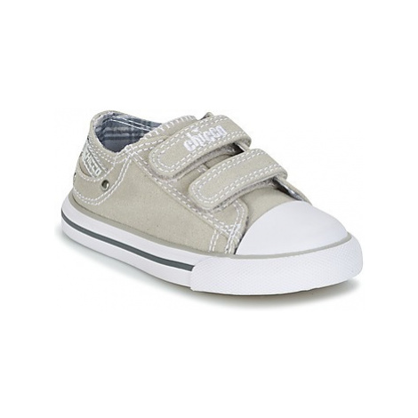 Chicco CAFFE boys's Children's Shoes (Trainers) in Grey