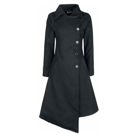 Poizen Industries - Austra Coat - Girls coat - black