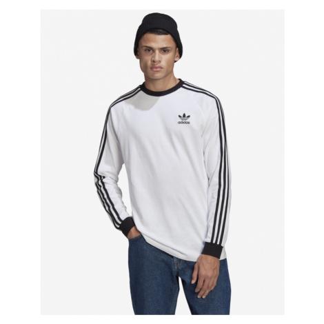 adidas Originals Adicolor Classics 3-Stripes T-shirt White