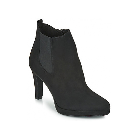 Tamaris LUCINDA women's Low Ankle Boots in Black